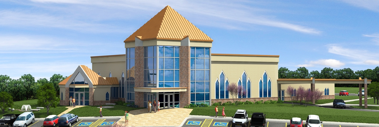 Award winning Church Architectural Firm